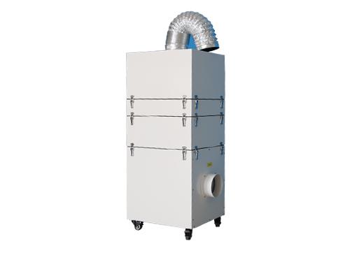 YYJ-W-1500款无动力式烟尘净化器